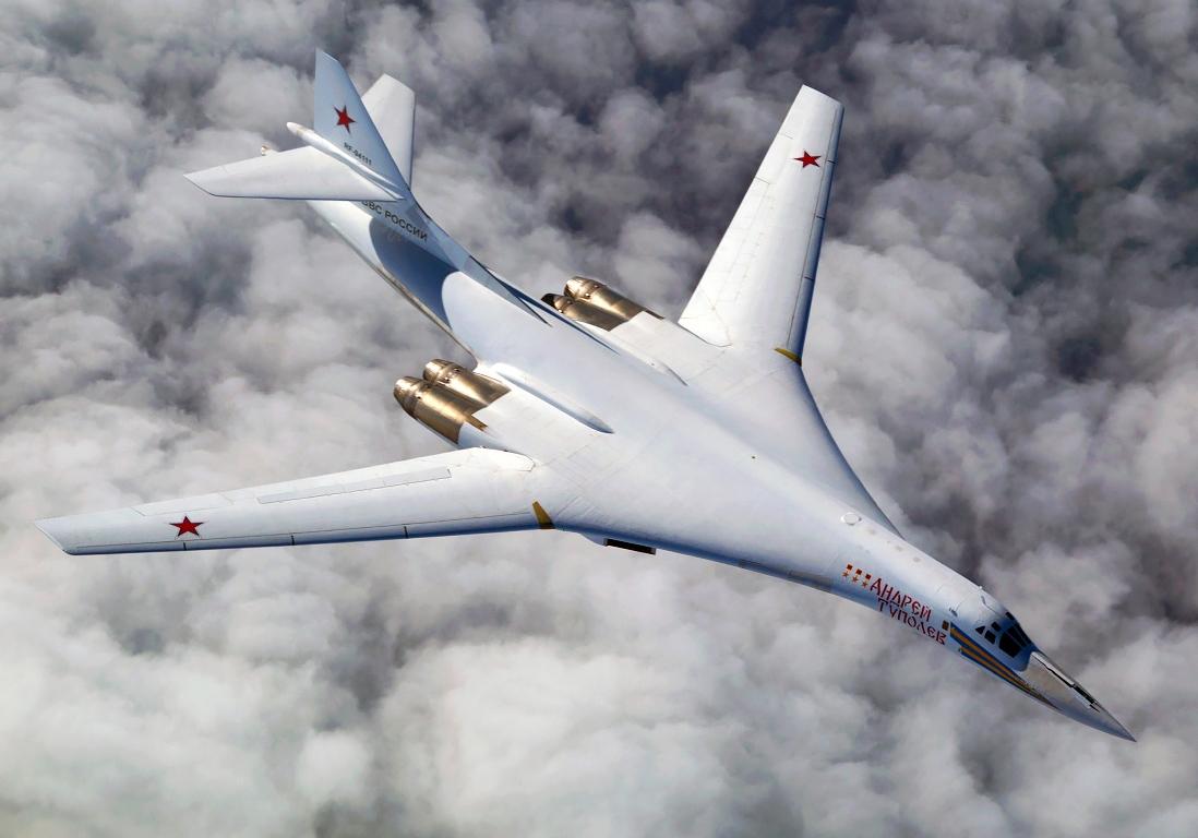 Если враг не сдается, прилетают дальние бомбардировщики ту-22м3