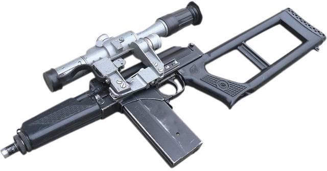 Снайперская винтовка вск-94 патрон калибр 9 мм