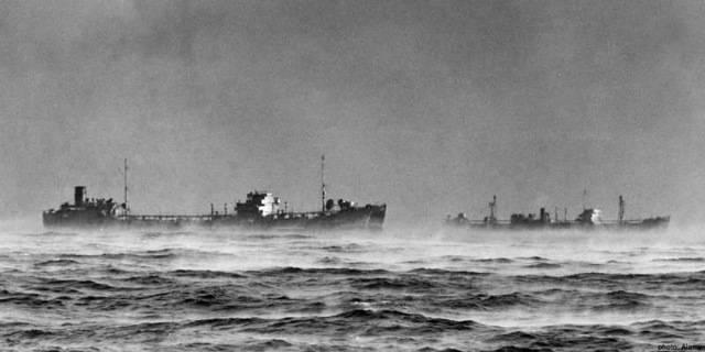 Последний гигант гитлера. 75 лет назад был потоплен линкор «тирпиц» | 42.tut.by