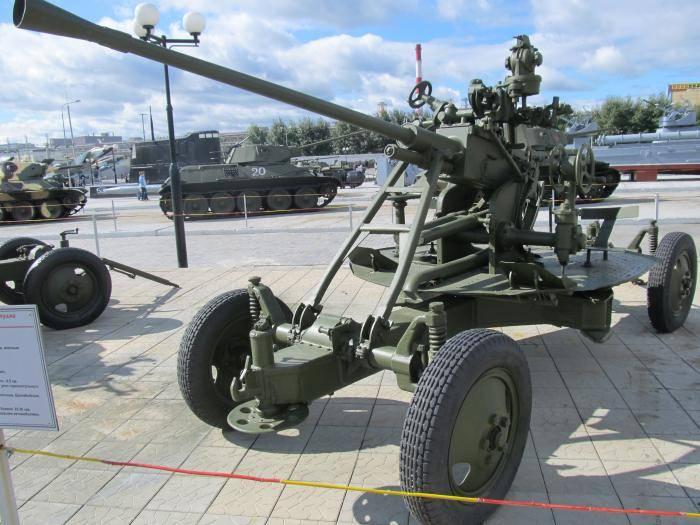 85-мм зенитная пушка обр. 1939 года, «52-к» (ссср)