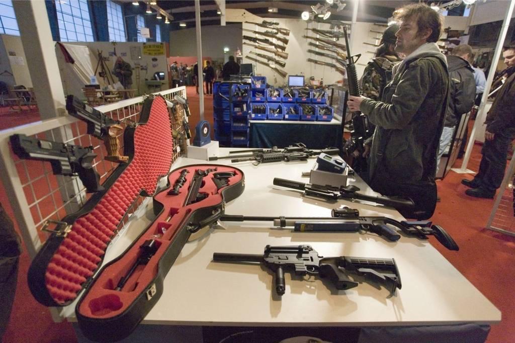 7 фактов об оружии в швейцарии