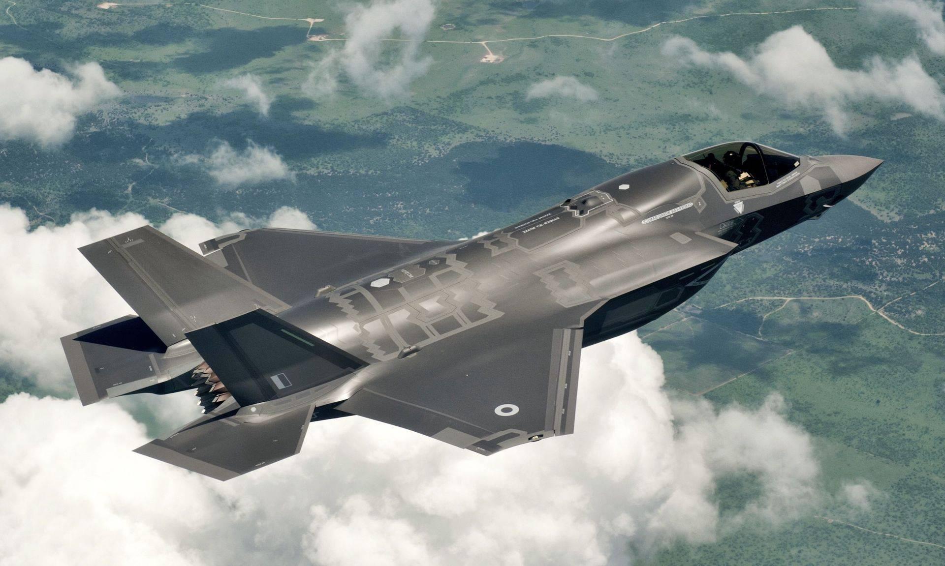 F-35 lightning ii - lockheed martin. фото. характеристики.