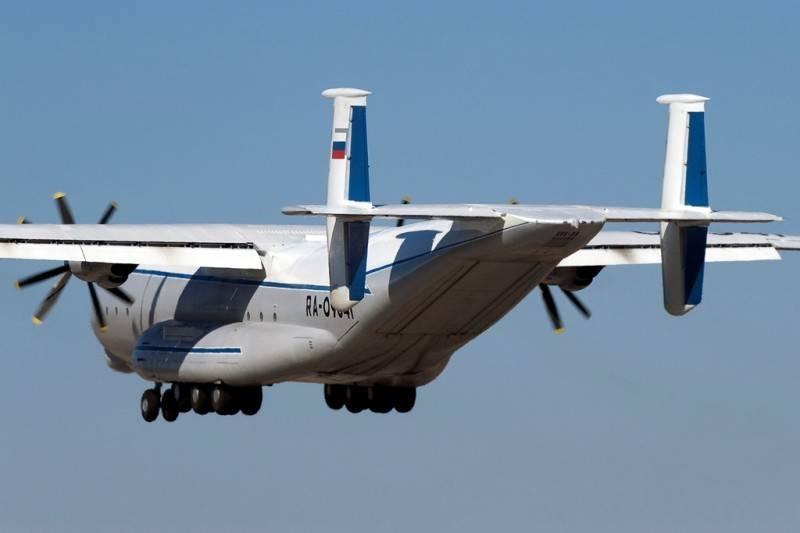 Самолет ан-22: запас топлива и другие характеристики