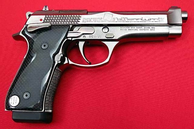 Пистолет beretta 90 two