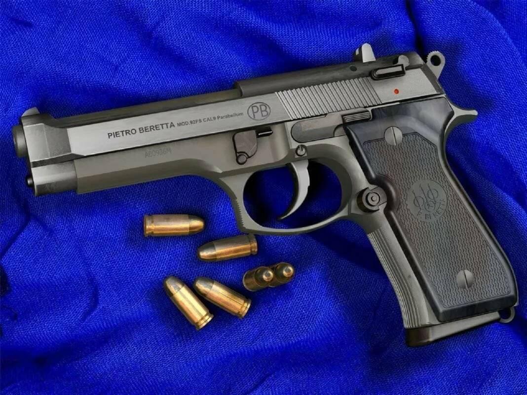 Десятка лучших  вмире пистолетов   (20фото)