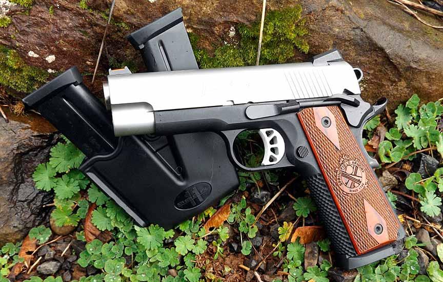 Springfield armory introduces new emp enhanced micro pistol