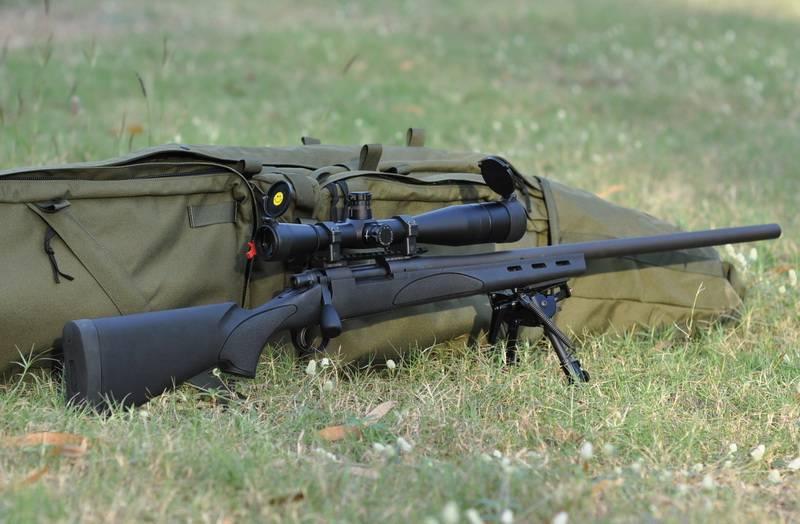 Remington 700 sps американский карабин, технические характеристики ттх винтовки, модификация varmint 308 win, вес, размер магазина и длина оружия