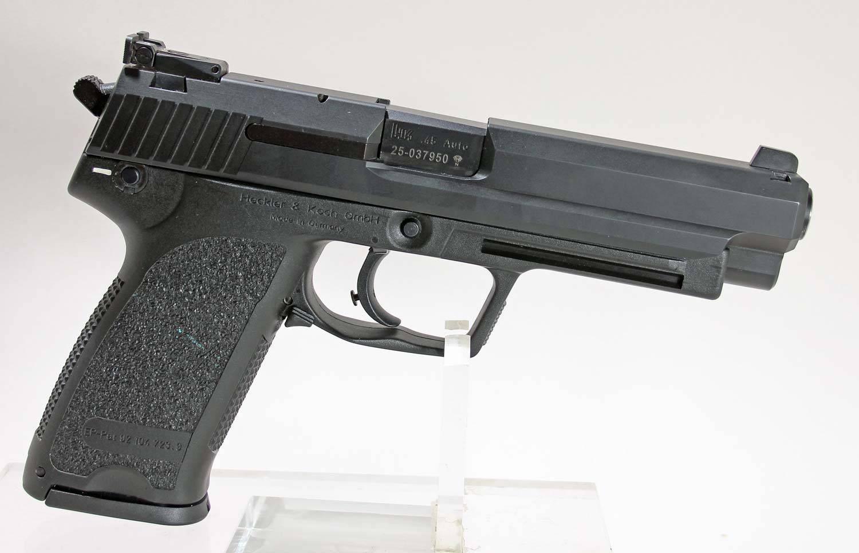 Пистолет usp – триумф новаторов из германии. heckler & koch hk433: новая модульная штурмовая винтовка винтовка хеклер кох