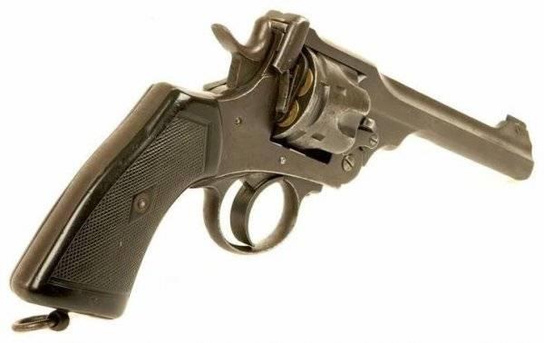 Револьвер «webley» — википедия переиздание // wiki 2