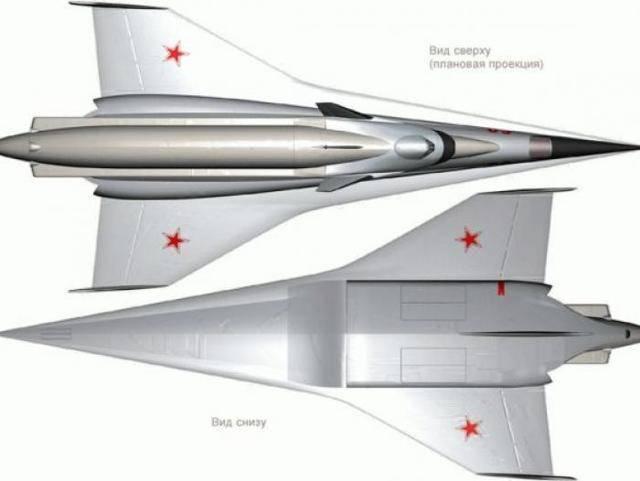 Ю-71 –русская перспектива в управляемом полете на гиперзвуке