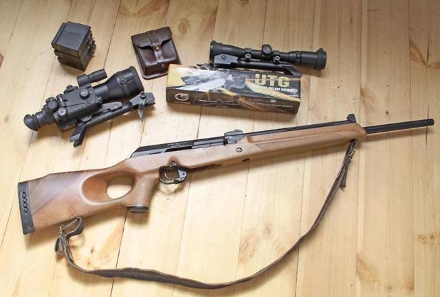 Как правильно пристрелять нарезное оружие