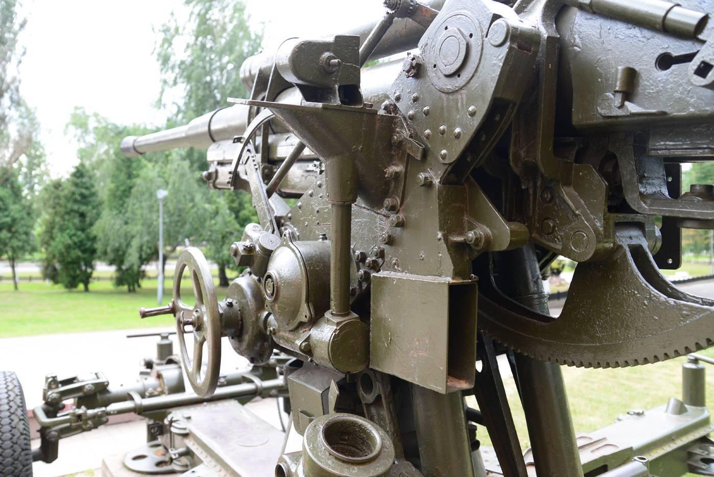85-мм зенитная пушка образца 1939 года (52-к)