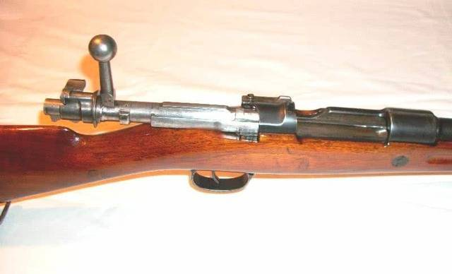 Шведский маузер - swedish mauser