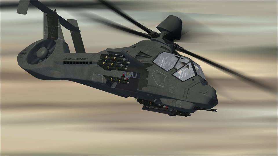 Boeing / sikorsky rah-66 comanche википедия