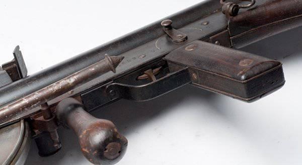 Ручной пулемёт шоша: худший из худших?