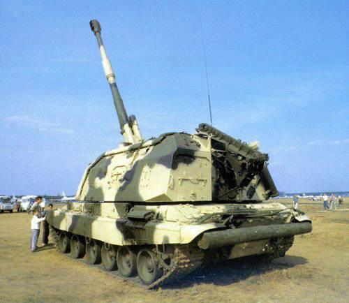 Непобедимая и неуловимая сау «мста-с. модернизированная сау «мста-м 2с19 мста с технические характеристики