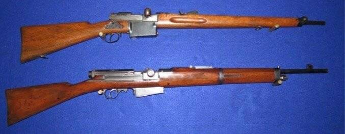 Mondragón (винтовка) википедия