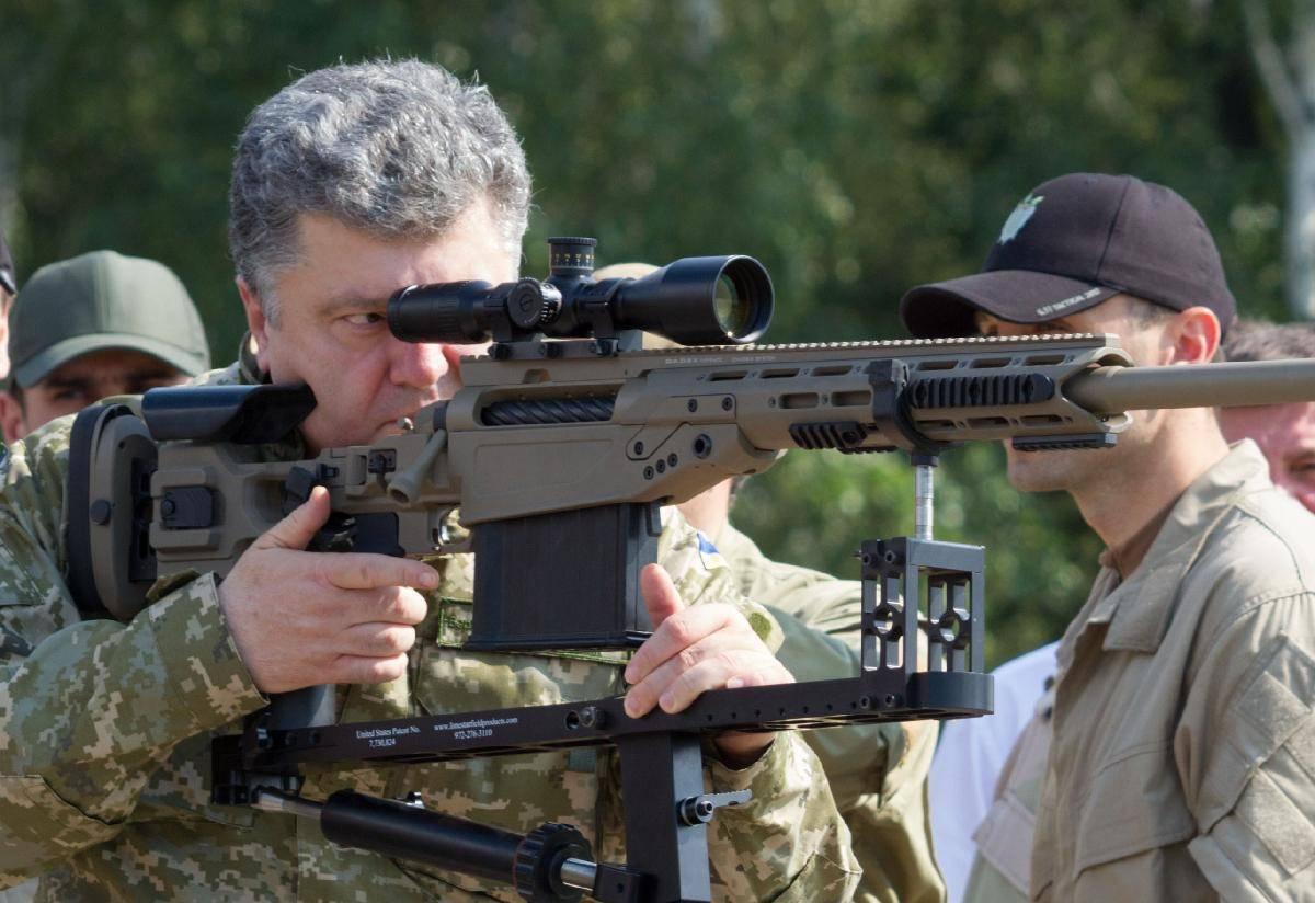 Легко ли получить разрешение на оружие в украине?