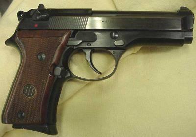 Пистолет беретта – один из лучших в мире. пистолеты беретта – самозарядные гладиаторы колизея м 9 оружие