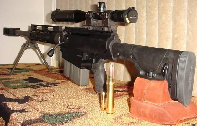 Bushmaster acr — википедия переиздание // wiki 2