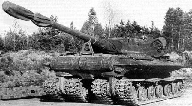 Объект 770 — викивоины — энциклопедия о военной истории