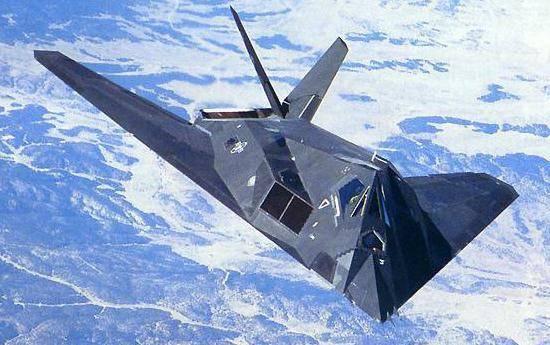 """стелс"" (самолет): технические характеристики"