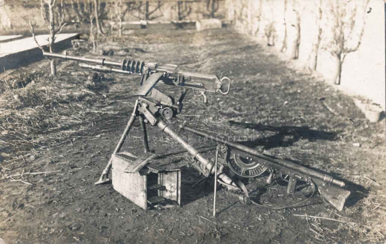 Ручной пулемёт шоша википедия