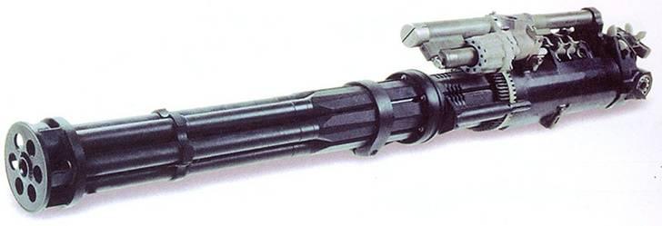 Авиационная пушка m61a1 vulcan (сша). пулемет «вулкан» – электропривод и шесть смертоносных стволов основные тактико-технические характеристики вулкана м61