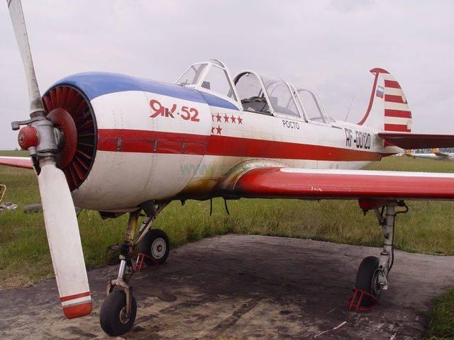 Обзор амодел 1/48 як-52 - воздушная парта пилотов : 1/48 : статьи