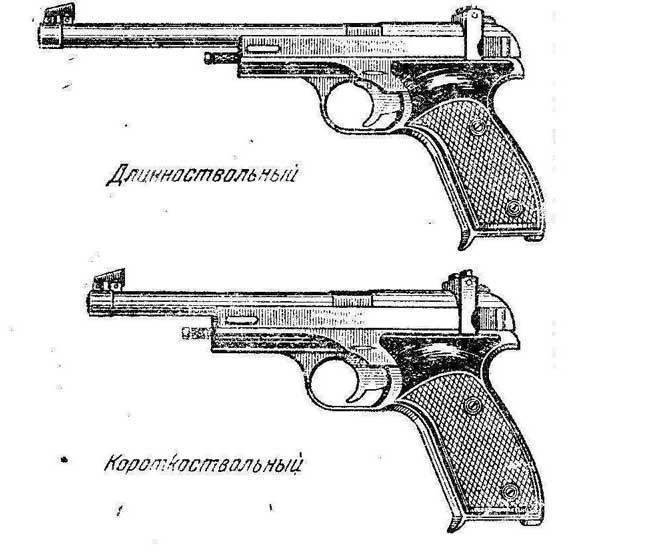 Пистолет конструкции Марголина: Оружие, рождённое во тьме