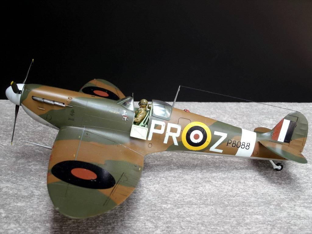Supermarine «spitfire» - лучший английский истребитель вов | красные соколы нашей родины