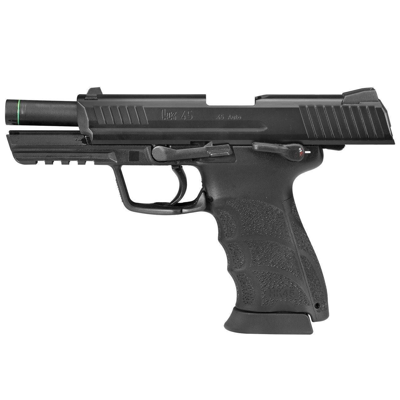 Пистолет usp – триумф новаторов из германии. технические характеристики пистолета heckler&koch usp