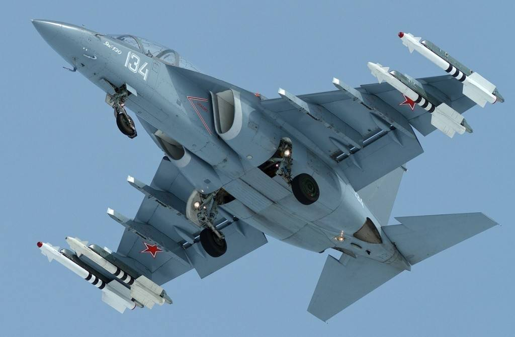 Як-130 — википедия. что такое як-130