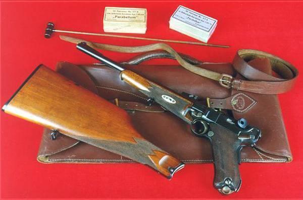 «курок» — пистолет borchardt c-93 | фото, описание, характеристики.