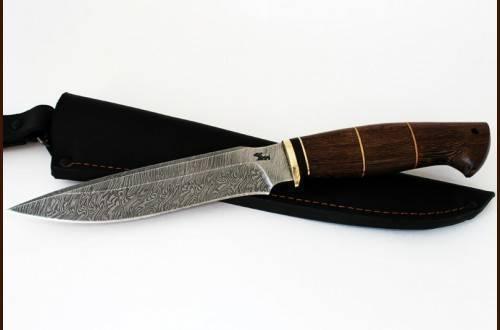 Ножи из дамасской стали: что нужно знать