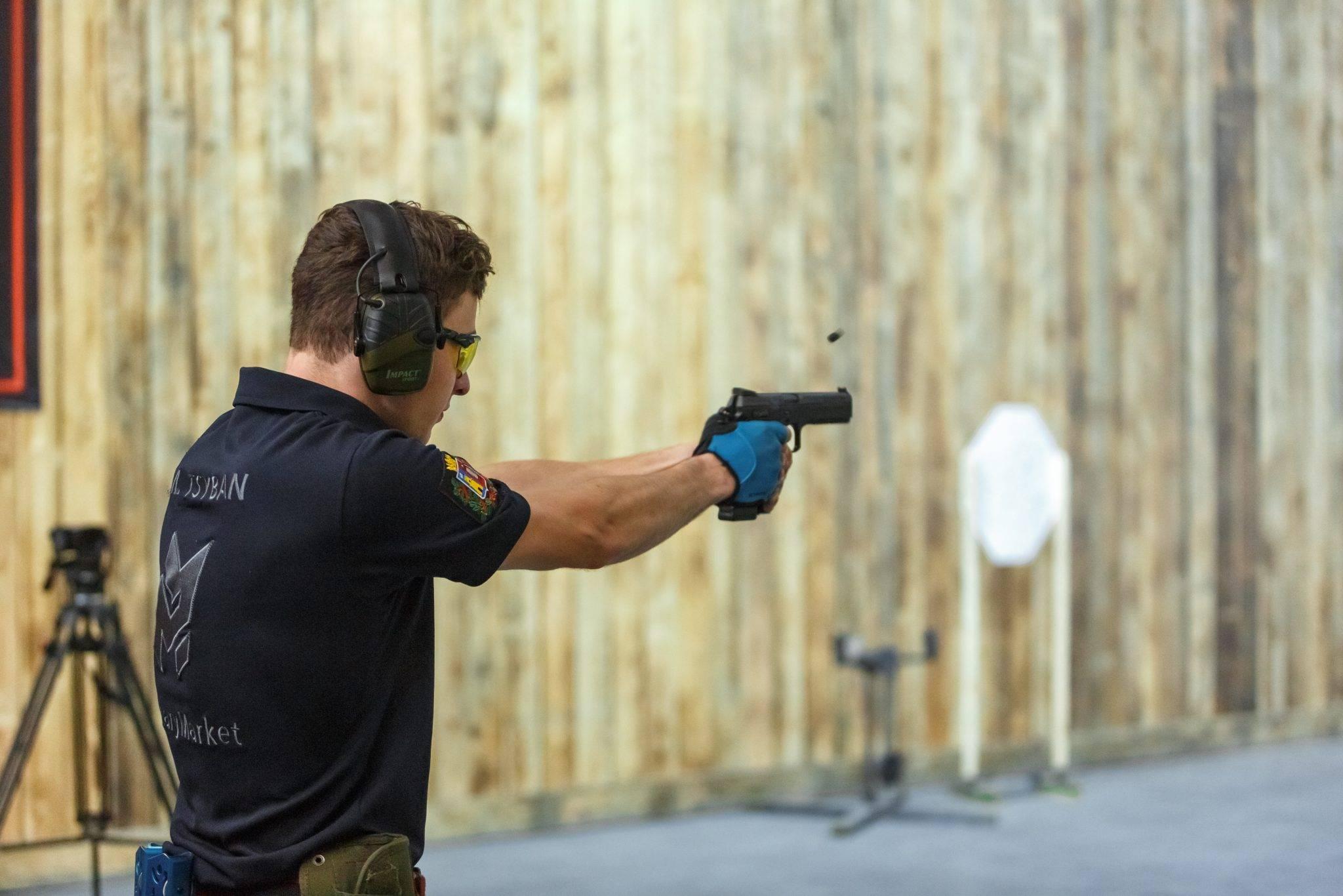 Глава 14. спортивный пистолеттехнические элементы дуэльной стрельбыучебно-методическое пособие «пулевая стрельба»