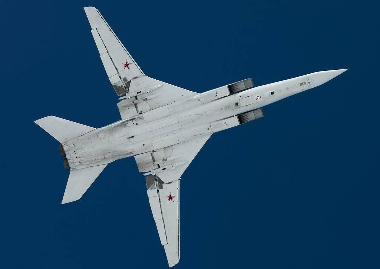 Ту-22М3 – заоблачная месть холодной войны