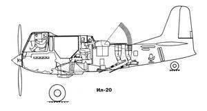 Штурмовик ссср ильюшин ил-10 | красные соколы нашей родины