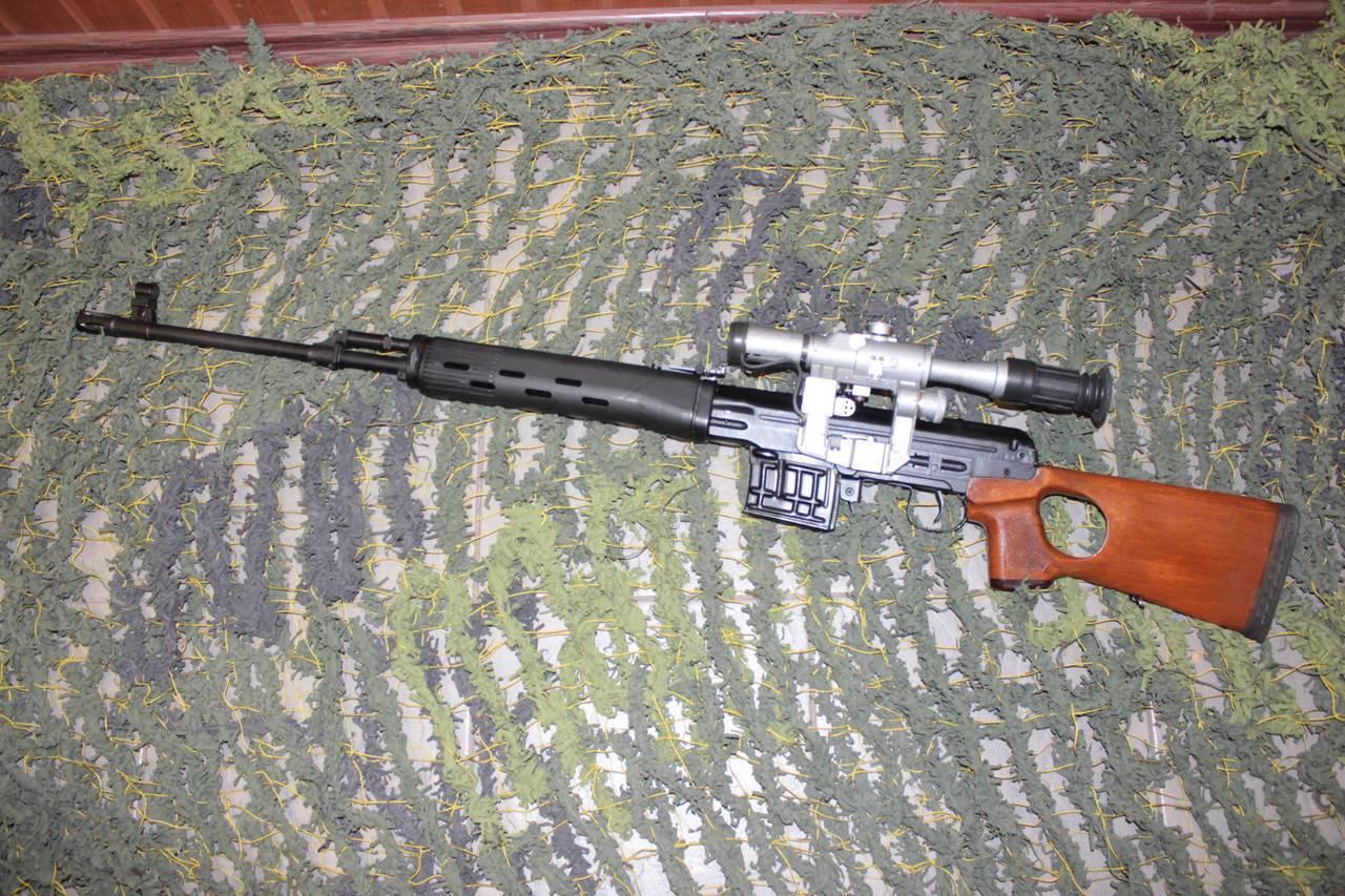 Карабин тигр калибра 7,62, технические характеристики (ттх) охотничей винтовки под патрон 7