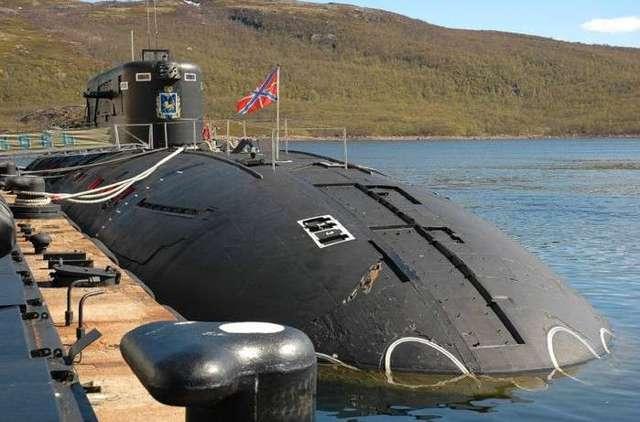 Подводные лодки проекта 945а «кондор» — википедия с видео // wiki 2