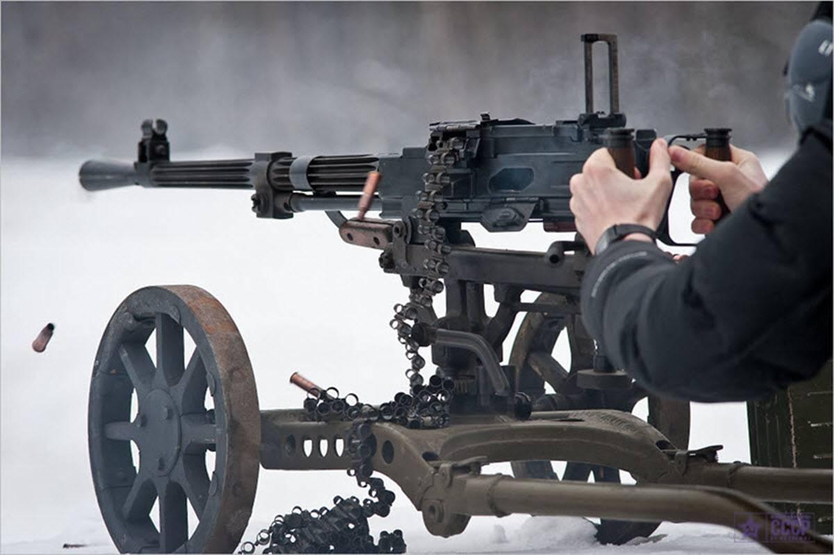 Пулемёт максима — lurkmore