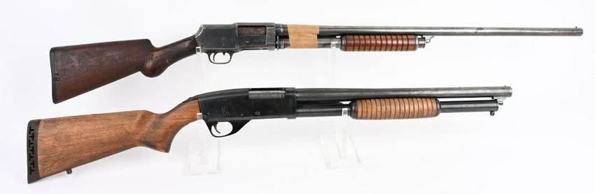 Гладкоствольное ружье Savage Stevens 350 Pump Security