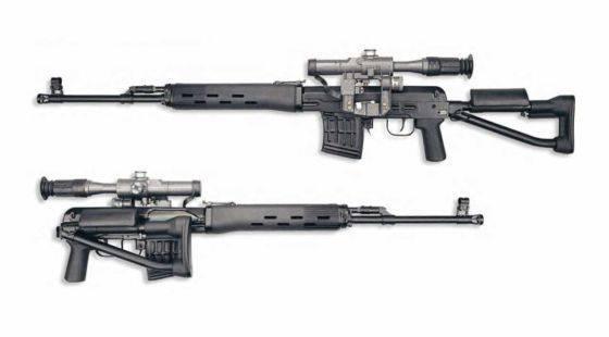 Снайперская винтовка bora jng-90