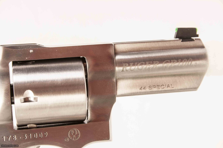 Револьвер Ruger GP100 исполнение 1761 калибр 44 Special