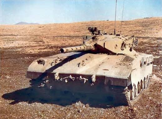 "Израильский танк ""меркава-4"": характеристики, фото"