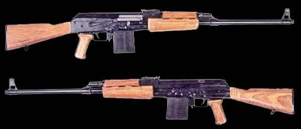 Концерн «калашников» - снайперские винтовки всв-338 и свк