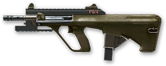 Видео: штурмовая винтовка steyr acr