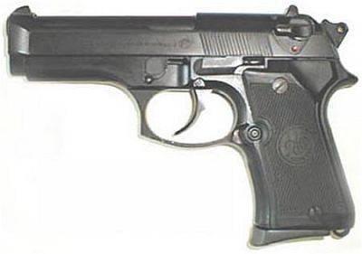 Пистолет beretta m 93r