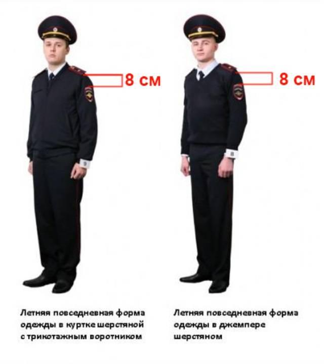 Мвд россии форма