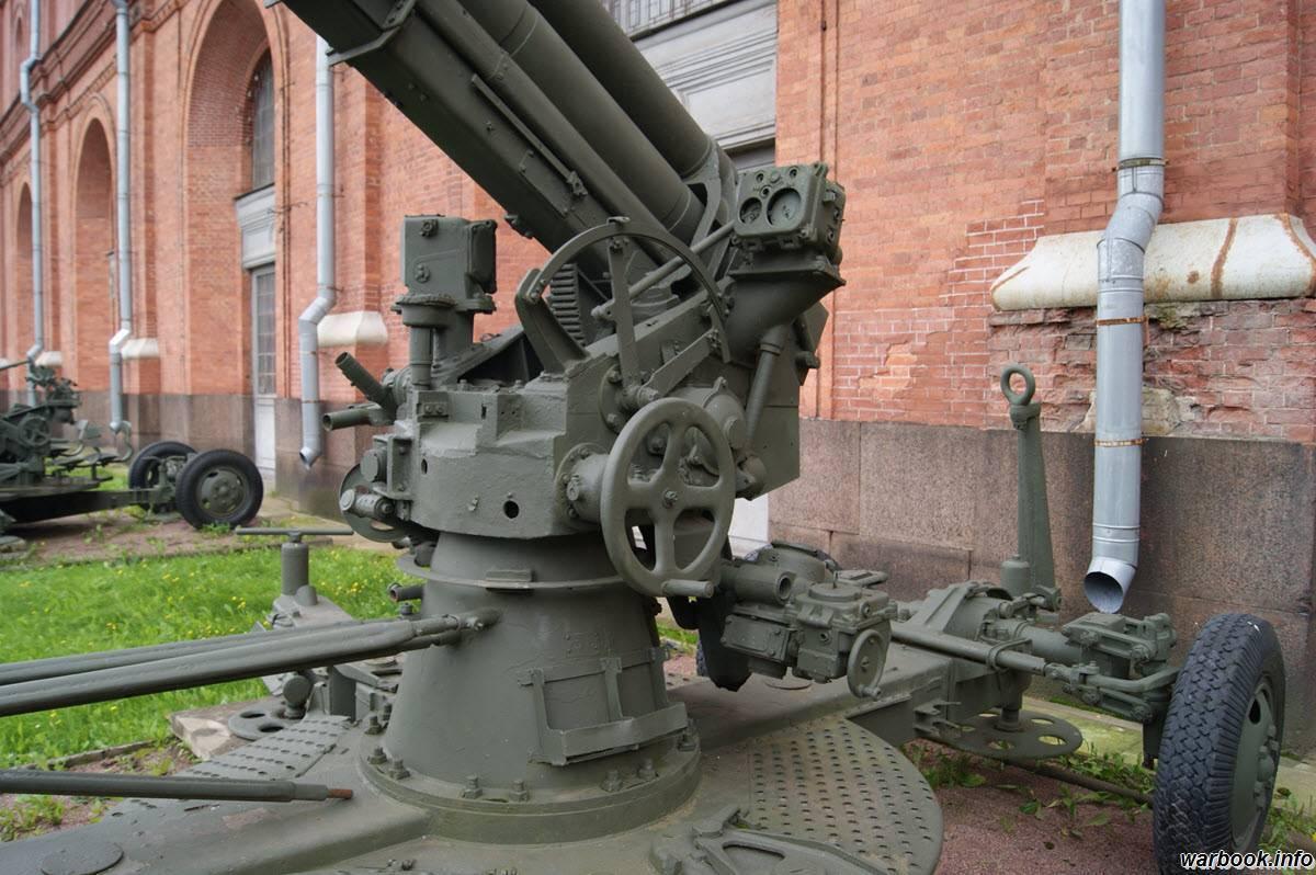 85-мм зенитная пушка образца 1939 года (52-к) википедия